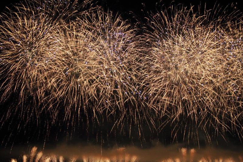 Около 700 тысяч зрителей посетят Международный фестиваль фейерверков. Фото: Мария Иванова, «Вечерняя Москва»