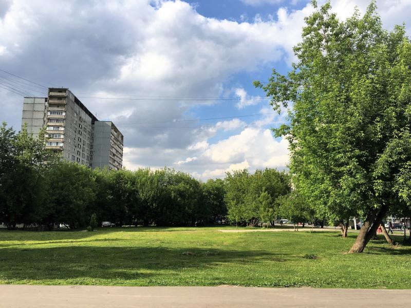 Градостроительно-земельная комиссия одобрила строительство сквера Победы в Зябликове