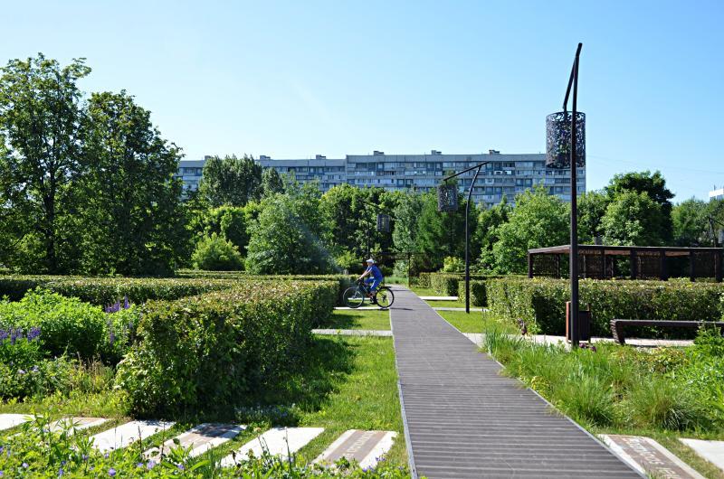 Окружные соревнования по скандинавской ходьбе проведут в «Садовниках»