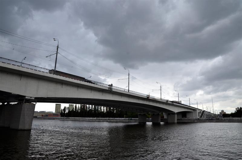 Строительство автомобильного моста через затон Новинки начнется в 2019 году