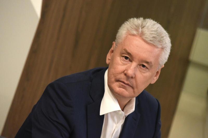 Собянин открыл новую поликлинику в Щукино
