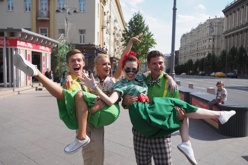 Собянин отметил растущую популярность фестиваля «Времена и Эпохи»