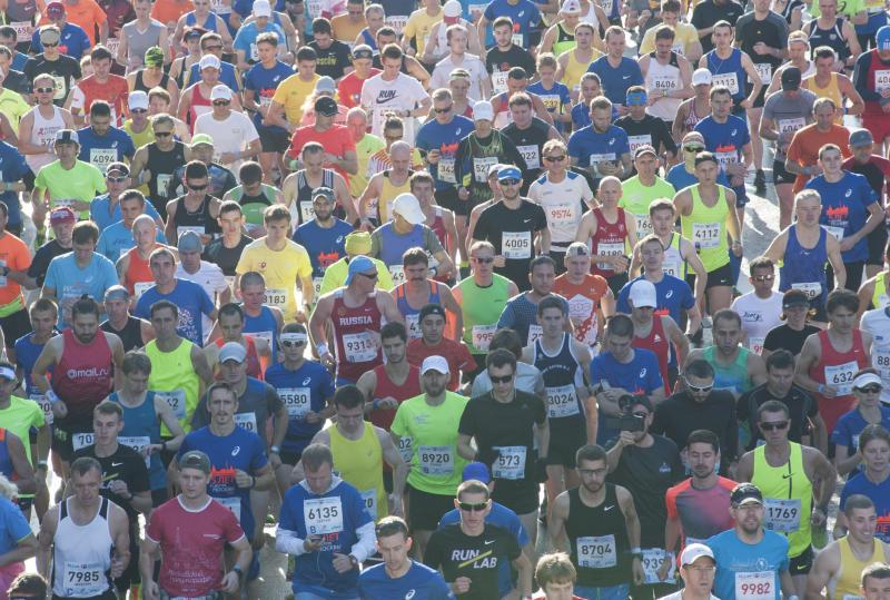 Стань лицом «Активного гражданина» на Московском марафоне