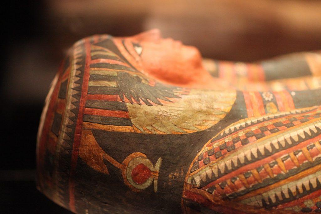 Эксперимент с мумией раскрыл секрет бальзамирования