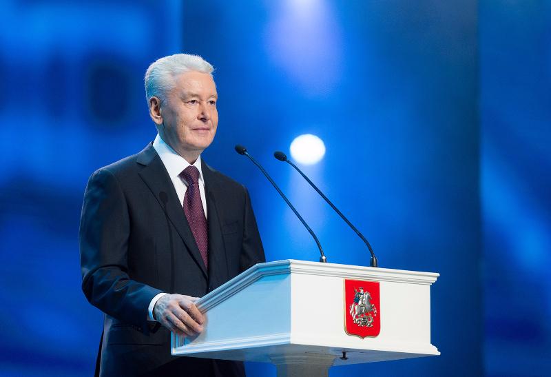 Мэр Москвы запустил Калужское шоссе от Ватутинок до ЦКАД