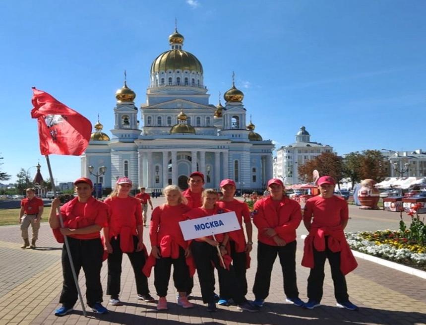 Школьники Южного округа стали призерами всероссийских соревнований