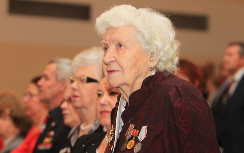 Совету ветеранов Москворечья-Сабурова передали новое помещение