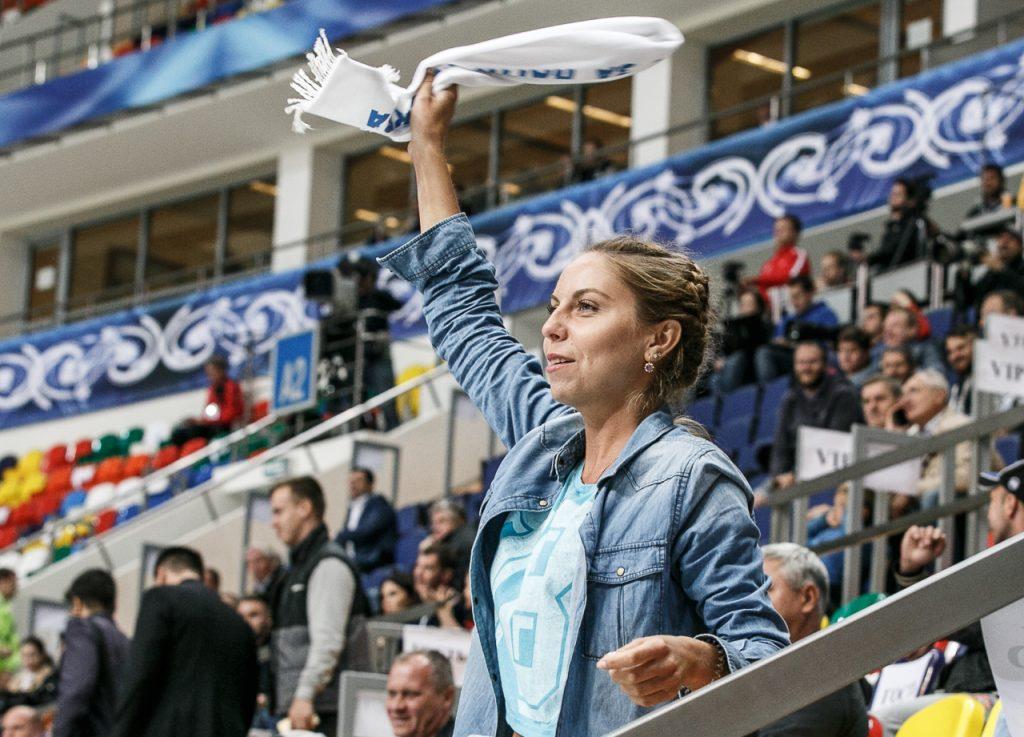Хоккеисты «Авангарда» разгромили московское «Динамо» на выезде