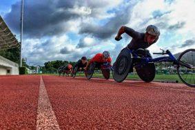 Паралимпийский спорт: выставочный проект «Все кроме одной победы» откроется в «Варшавке». Фото: официальный сайт Объединения «Выставочные залы Москвы»