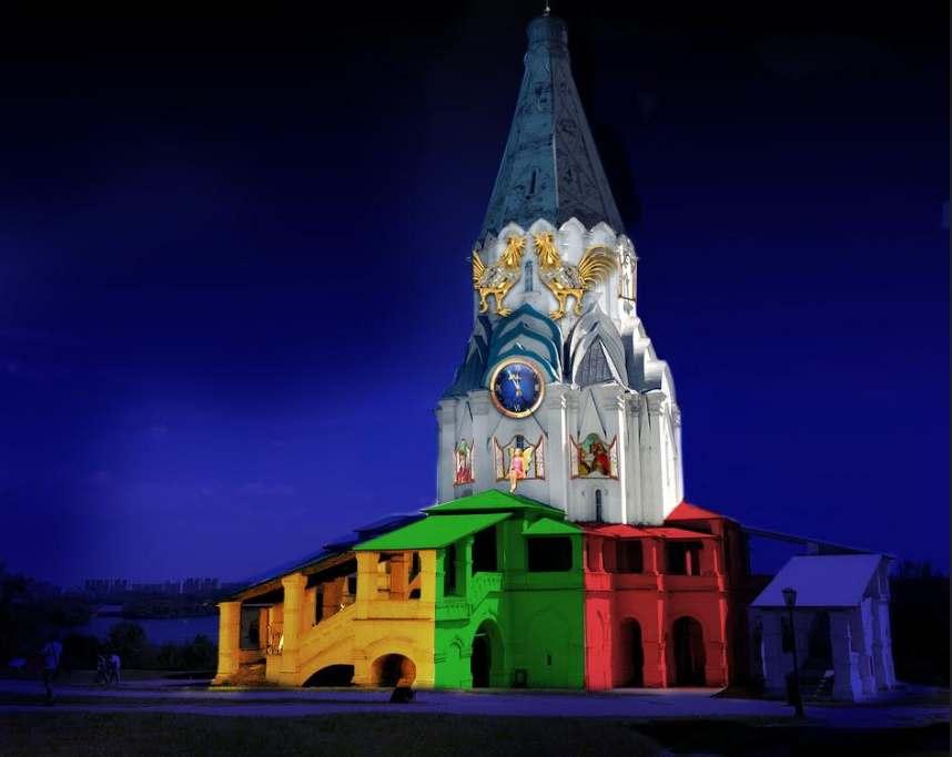 Где оживают сны и фантазии: что ждет гостей «Круга света» в «Коломенском»