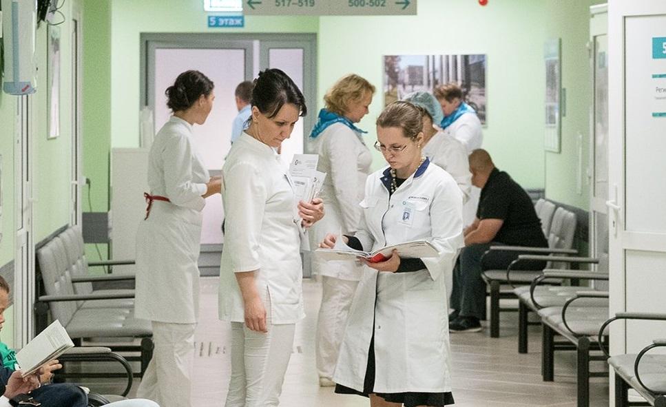 Поликлиника №214 получила грант Правительства Москвы за высокое качество обслуживания