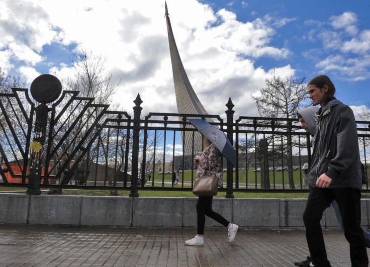 Монумент в честь покорителей космоса отреставрируют