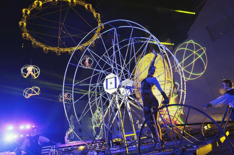 Власти Москвы ограничат движение из-за фестиваля «Круг света»