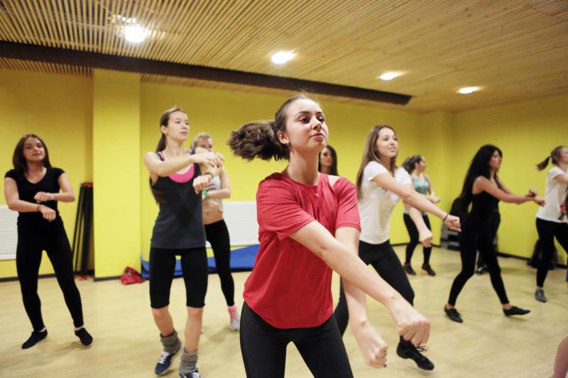 Фитнес-клуб откроют на юго-западе Москвы