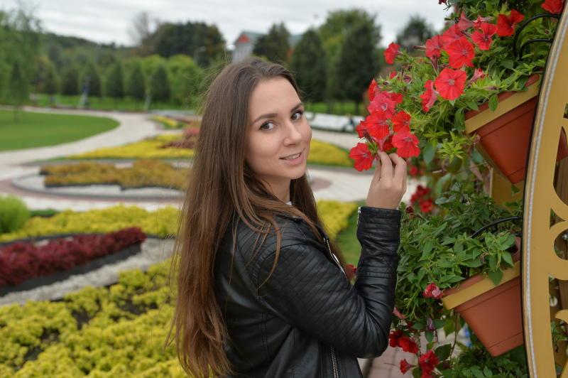 Осенью Москву украсят тысячи деревьев и кустарников