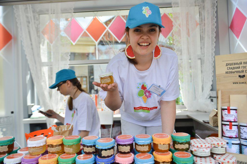 Крымскую продукцию представят на фестивале «Цветочный джем»