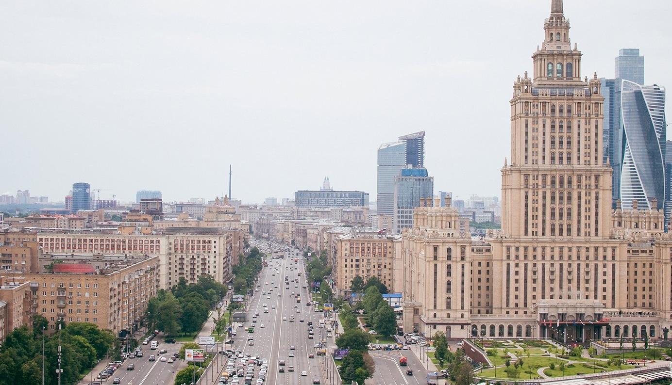 Москва предоставила почти 100 гектаров земли для строительства дублера Кутузовского проспекта