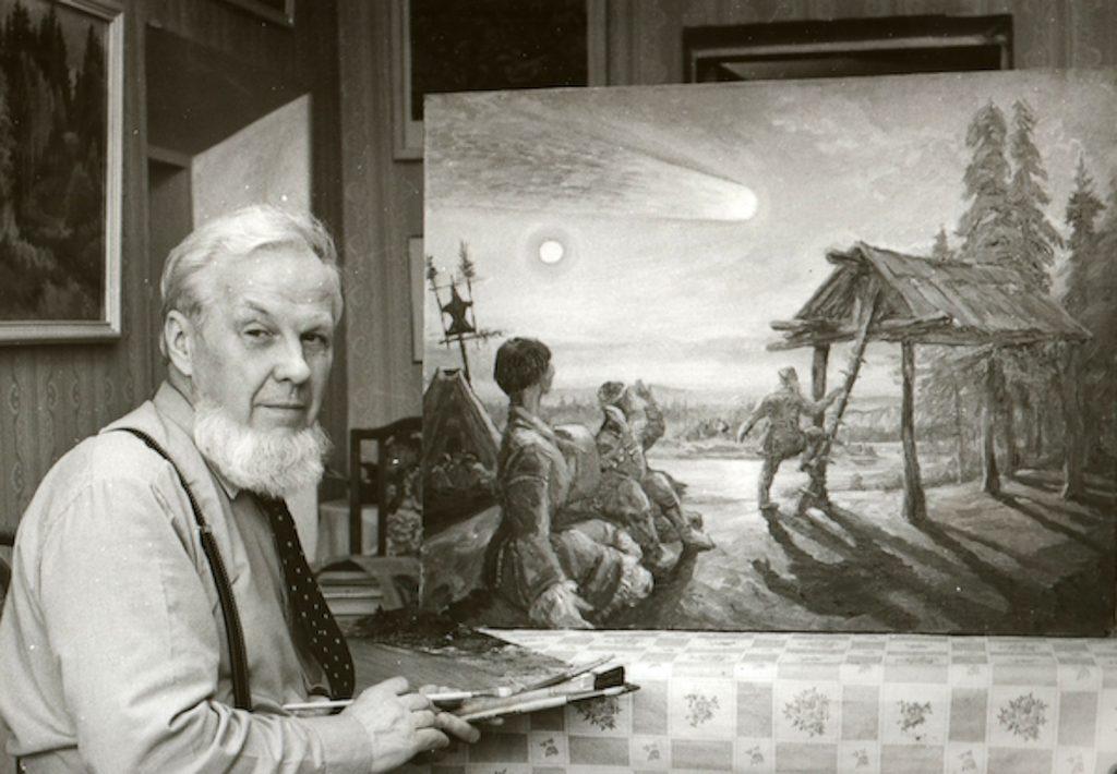 Выставка «Тунгусская загадка» откроется в Дарвиновском музее