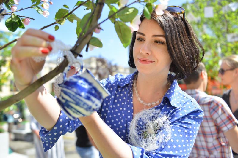 Москва назвала победителей конкурса «Цветочный джем»