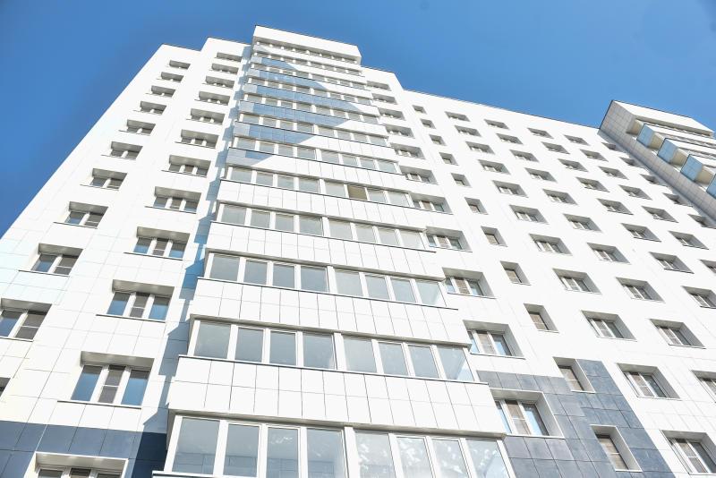 В Москве подскочило число ипотечных сделок