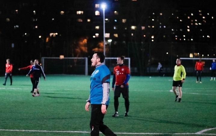 Футболисты из Южной Америки вошли в Нагатинскую футбольную лигу