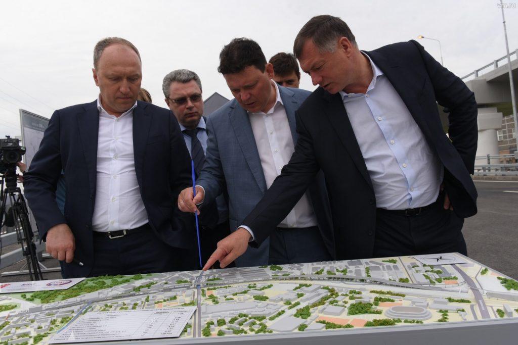 Перенос платформы «Карачарово» выполнили на 80 процентов