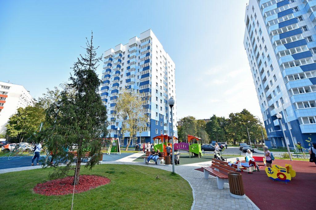 Стали известны подробности проекта стартового дома по программе реновации. Фото: сайт Комплекса градостроительной политики и строительства города Москвы