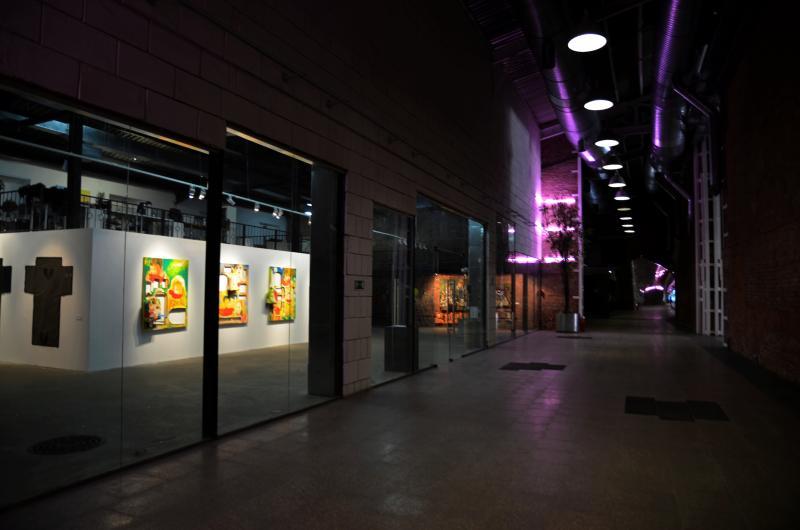 Выставочные залы Москвы зовут молодых художников дружить