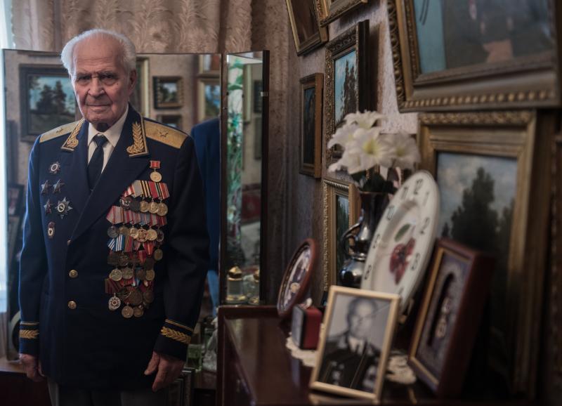 Более 11 тыс москвичей получат выплаты к годовщине Битвы под Москвой