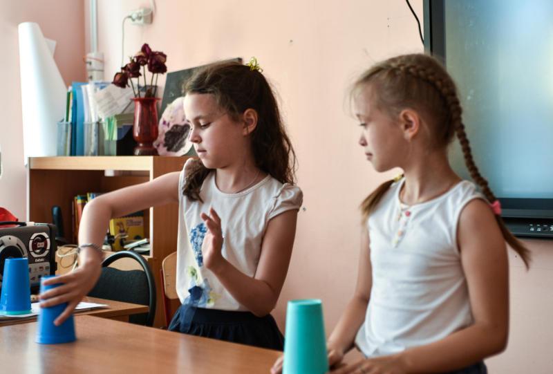 Пополнение в «Мире молодых»: центр досуга получил новое здание