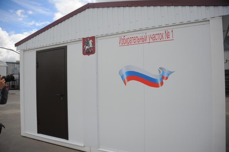 Мосгоризбирком отмечает востребованность дачных избирательных участков