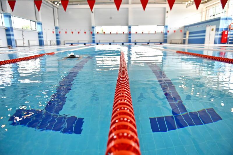 Окружной этап соревнований по плаванию проведут в «Братееве»