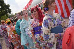 Кимоно и икэбана: фестиваль японской культуры «Нихон но Би. Фуга» пройдет в ЗИЛе. Фото: Александр Кожохин, «Вечерняя Москва»