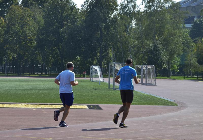 Соревнования по легкой атлетике пройдут в парке «Садовники»