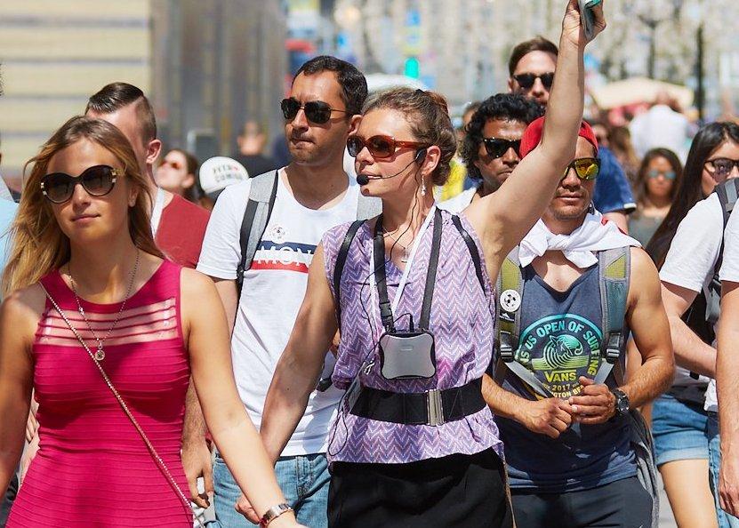 Узнай свой город: бесплатные экскурсии организуют для москвичей