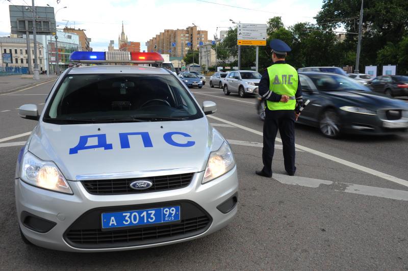 Полицейские ЮАО проводятпрофилактическое мероприятие «Ваш пассажир – ребенок»