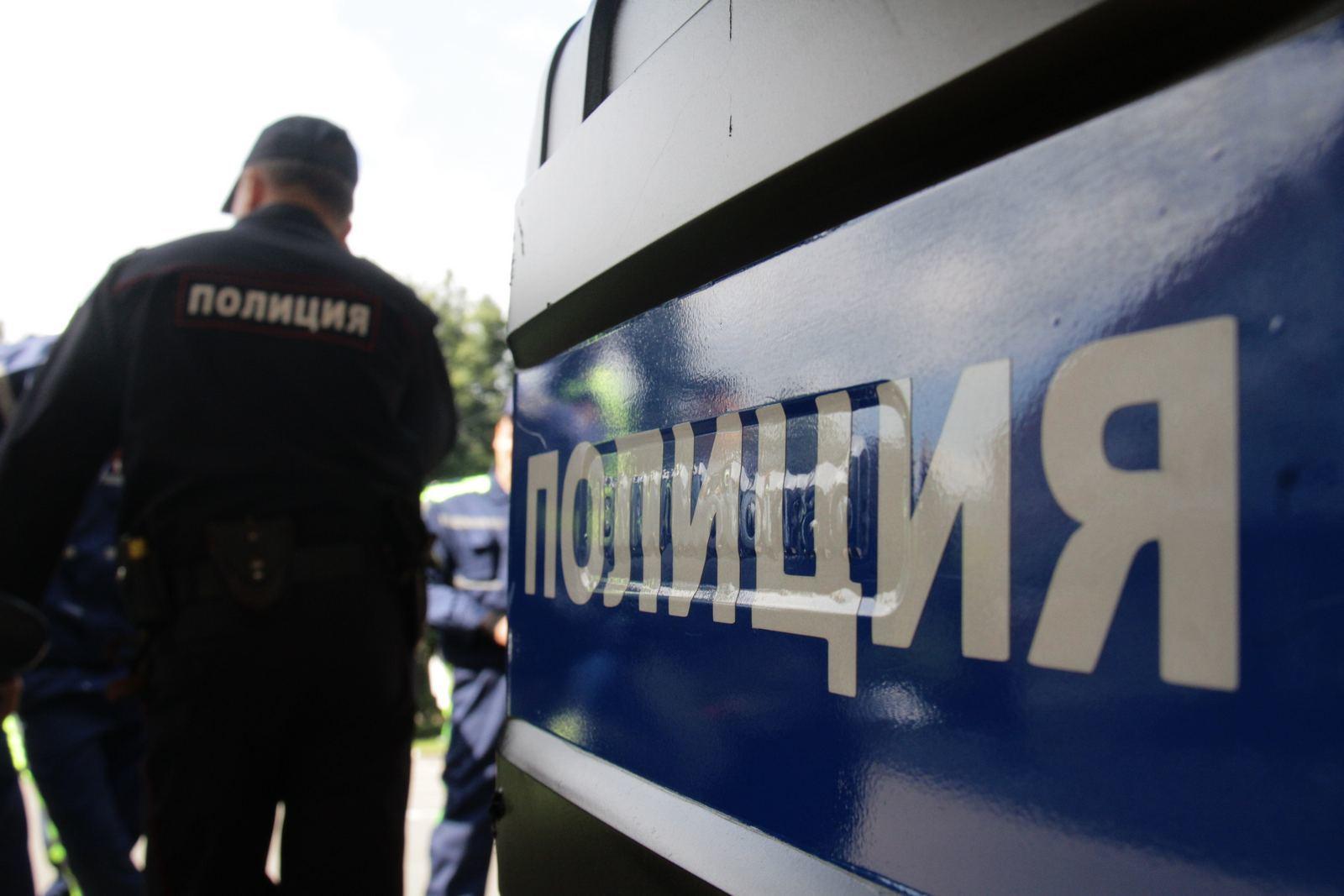 Полиция задержала подозреваемого в разбойном нападении на юге Москвы