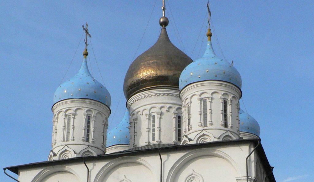 Шесть объектов будут отреставрированы на территории Новоспасского монастыря