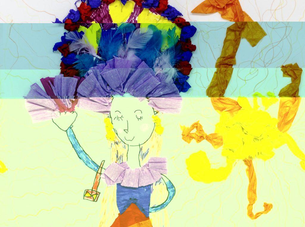 Детские шедевры выставят в галерее «Пересветов переулок». Фото предоставлено пресс-службой галереи
