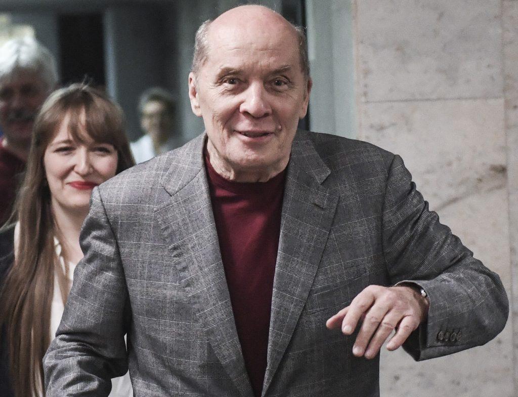 Александр Филиппенко: Я был самым молодым и находчивым