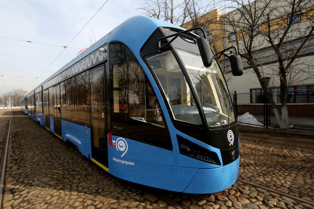 Скоростной трамвай домчит до дома