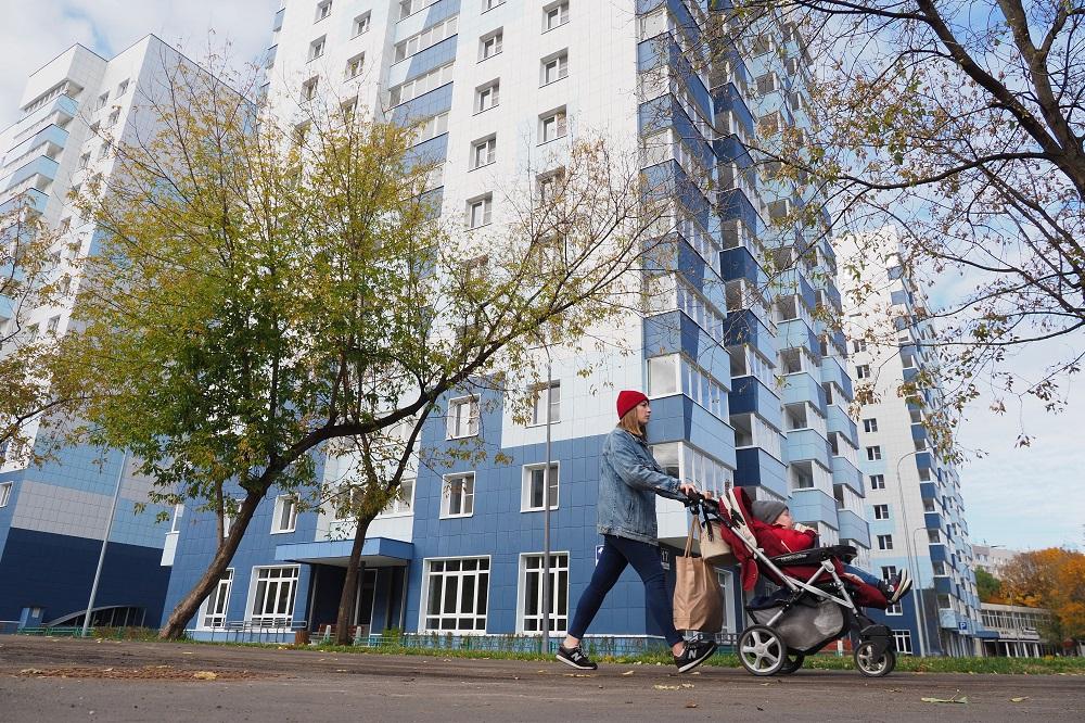 Программа реновации: свыше 40 семей получили ключи от новых квартир в Нагатинском Затоне