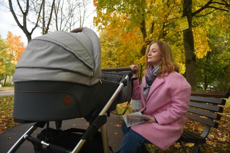 В Москве родилось почти 100 тысяч детей с начала года