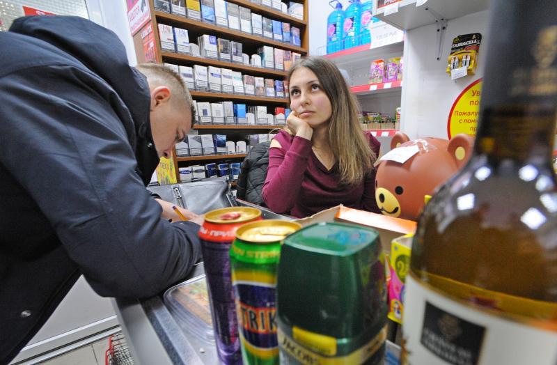 Власти Москвы введут запрет на продажу алкоголя 4 ноября