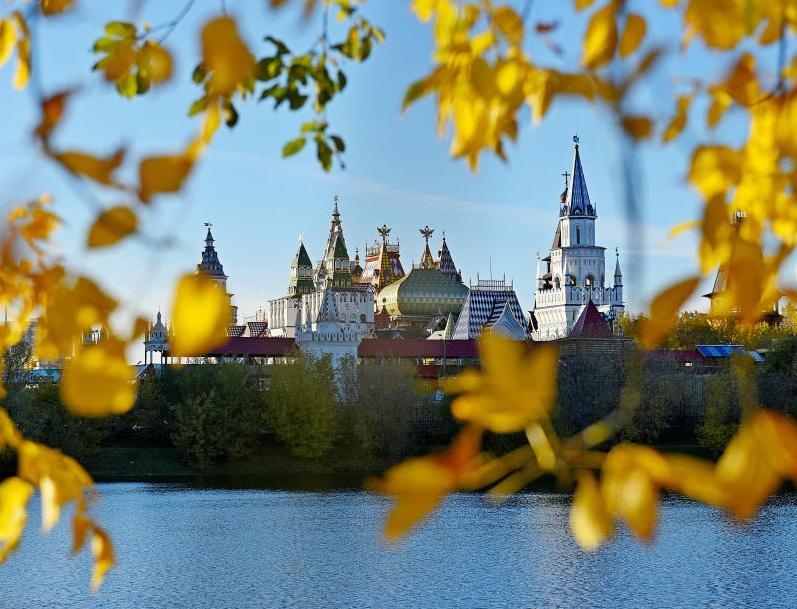Воздух в Москве прогреется до 17 градусов