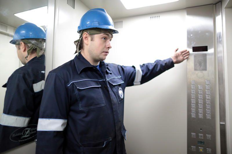 К зданию пансионата на юго-востоке Москвы пристроят лифт