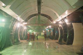 Ход строительства станции метро «Савеловская». Фото: Антон Гердо