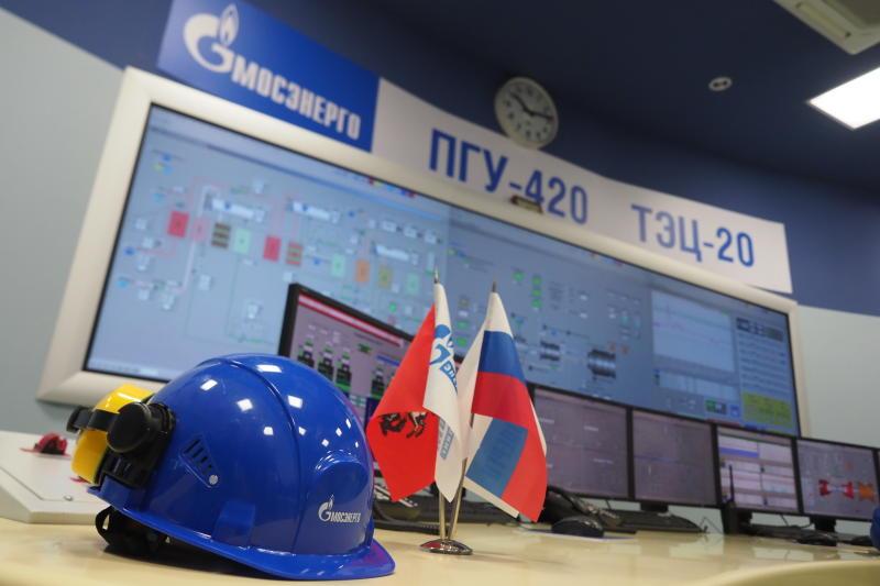 Коммунальные службы Москвы полностью готовы к зиме
