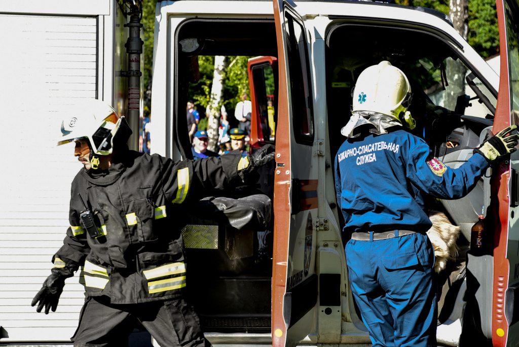 Детский сад на юге Москвы эвакуировали из-за опасности пожара