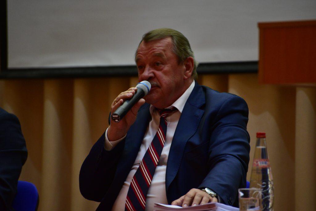 Алексей Челышев встретился с жителями Чертанова Северного